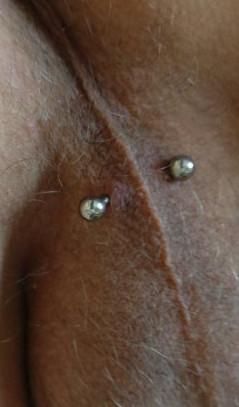 guiche piercing small